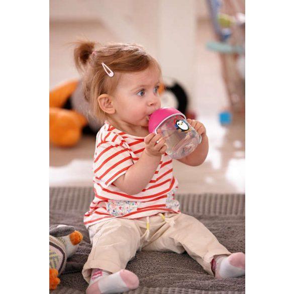 Avent SCF753/00 Itatópohár Premium 260 ml (Rózsaszin, lányos)