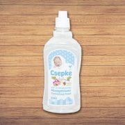 Csepke Baby illat-és allergénmentes mosogatószer, cumisüvegmosó újszülött kortól (500 ml)