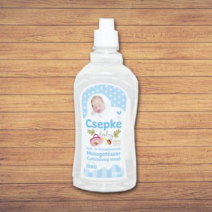 Csepke Baby illat-és allergénmentes mosogatószer, cumisüvegmosó újszülött kortól 500 ml