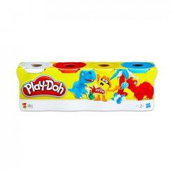 Play-Doh színes gyurmakészlet 4 tégely
