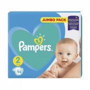 Pampers New Baby pelenka, Mini 2, 4-8 kg, 94 db