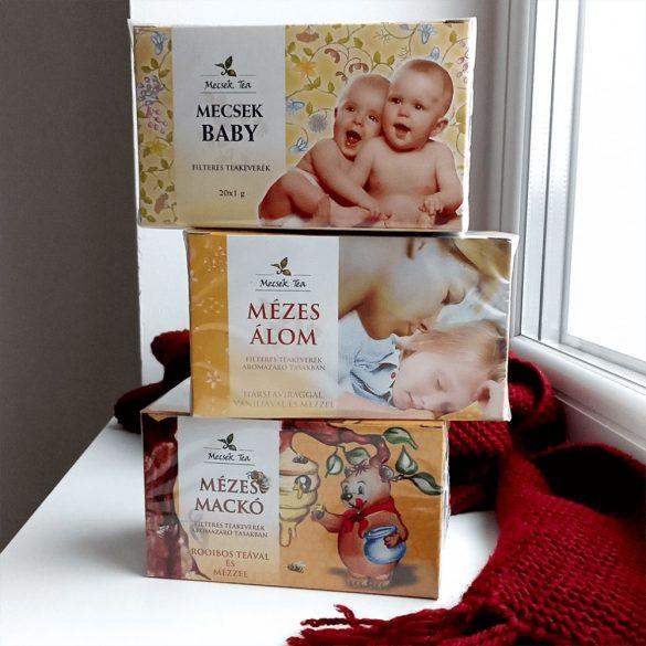 Mecsek Baby tea (20 filter)
