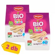 Detki bio babakeksz (2x180 g)