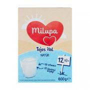 Milupa tejalapú anyatej-kiegészítő tápszer, natúr tejes ital 12 hó+ (600 g)