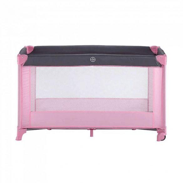 Prémium utazóágy 60x120 cm (rózsaszín)