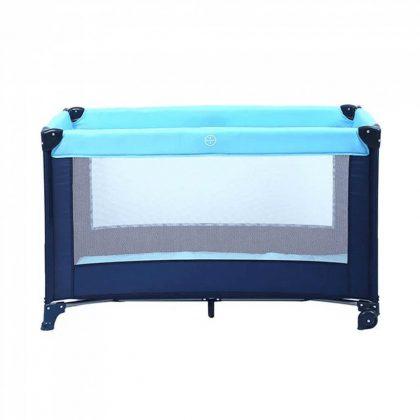 Prémium utazóágy 60x120 cm (kék)