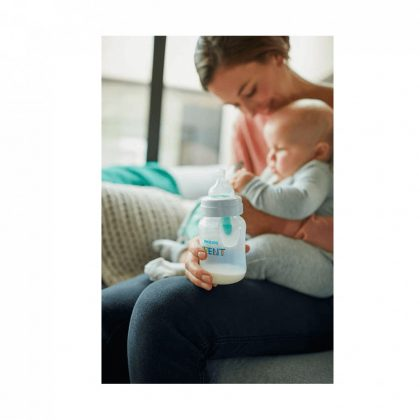 Philips Avent SCF810/14 Anti-colic cumisüveg AirFree™ szeleppel 125 ml