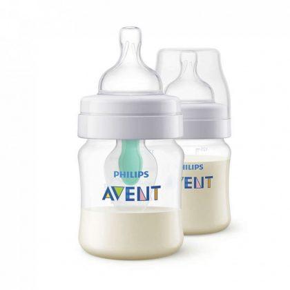 Avent SCF810/24 Anti-colic 2 db cumisüveg 125 ml, 1db AirFree™ szeleppel