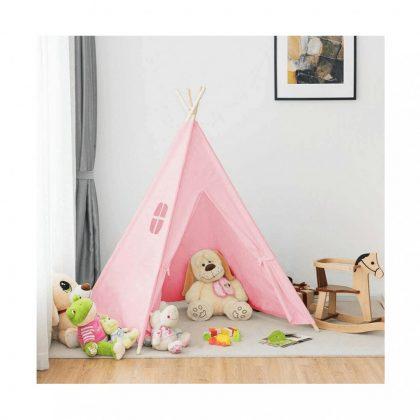 Prémium indián sátor (rózsaszín)