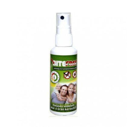 BiteFree szúnyog- és kullancsriasztó spray (75 ml)