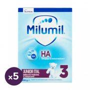 Milumil HA 3 Junior ital (hidrolizált fehérjével) 12 hó+ (5x500 g)