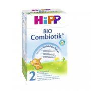 Hipp 2 BIO Combiotik tejalapú, anyatej-kiegészítő tápszer 6 hó+ (600 g)
