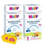 Hipp Combiotik tejalapú junior gyermekital 12 hó+ (4x600 g)
