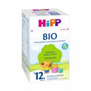 Hipp 4 BIO tejalapú junior gyermekital 12 hó+ (600 g)