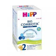 Hipp 2 BIO Combiotik tejalapú anyatej-kiegészítő tápszer keményítő nélkül 6 hó+ (600 g)