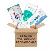Prémium törlőkendő próbacsomag
