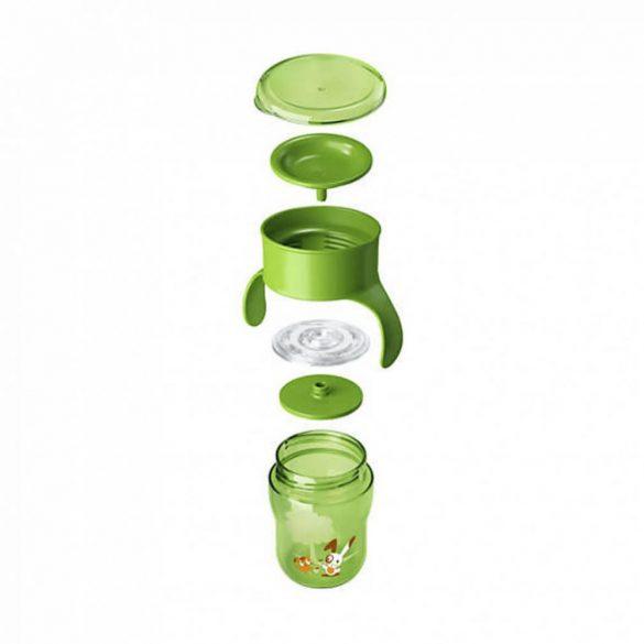 Avent SCF782/00 Első ivópohár 260 ml (zöld)