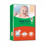 MOLTEX Extra Dry nadrágpelenka, Mini 2, 3-8 kg, 36 db