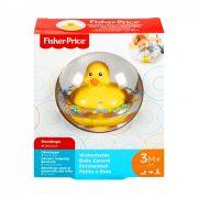 Fisher-Price Úszó kiskacsa - sárga