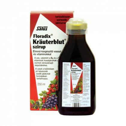 Salus krauterblut-s szirup (250 ml)