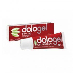 Dologél fogínynyugtató gél, 25 ml