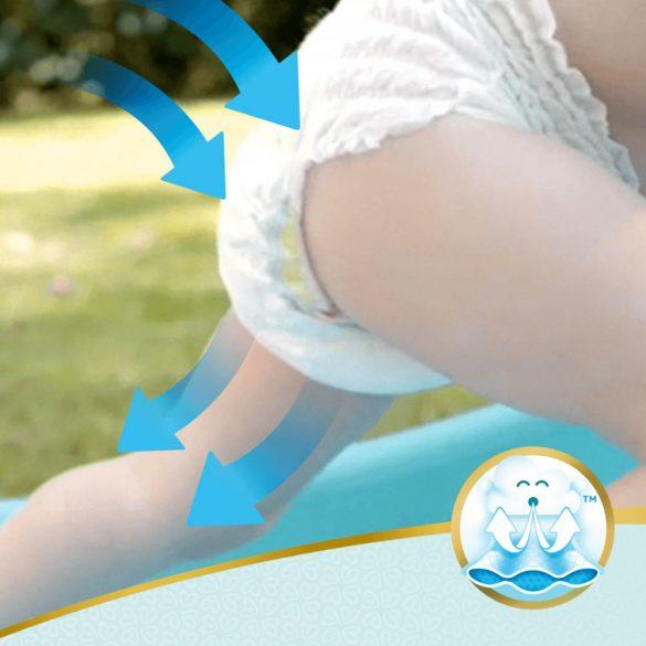 Pampers Premium Care Pants bugyipelenka Maxi 4, 9-15 kg, 2+1, 114 db