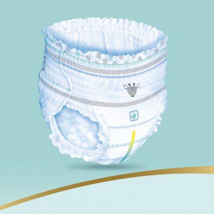 Pampers Premium Care Pants bugyipelenka, Maxi 4, 9-15 kg, 2+1, 114 db