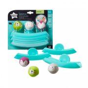 Tommee Tippee Vízicsúszda fürdőjáték három féle állatkával (9 hó+)