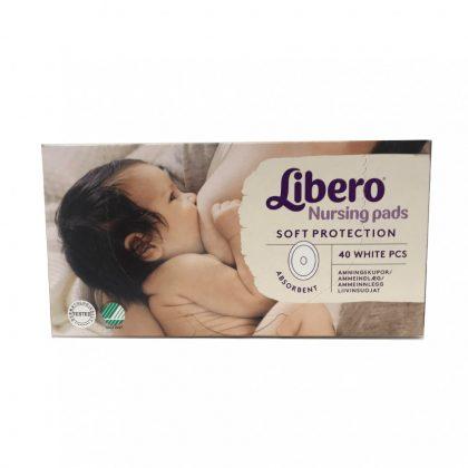 Libero Baby Care melltartóbetét 40 db fehér