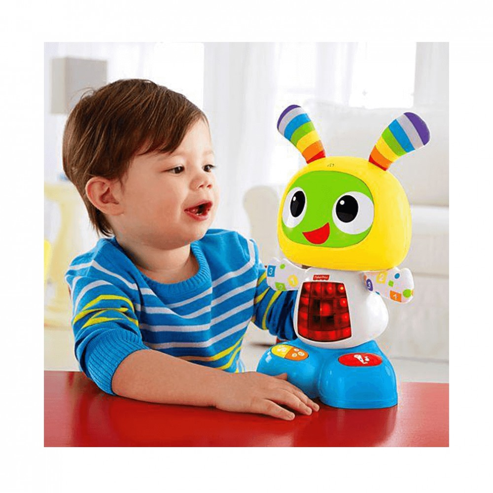Goede Fisher-Price BeatBo robot NJ-75