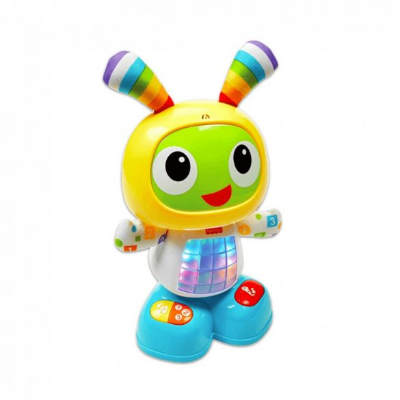 FESTÉKHIBÁS- Fisher-Price: BeatBo robot
