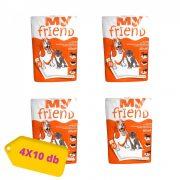 My Friend kutyapelenka 60x60 cm, 4x10 db