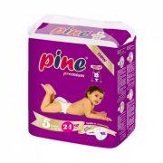 Pine Prémium pelenka, Junior 5, 11-25 kg, 24 db