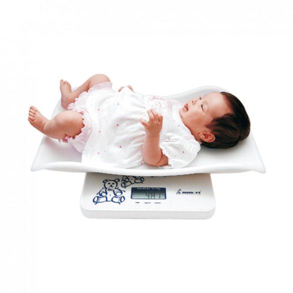 Momert 6425 digitális babamérleg