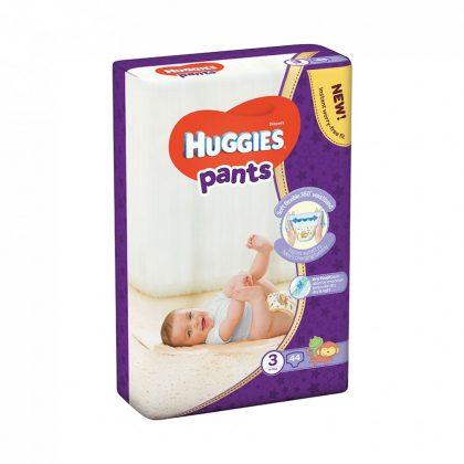 Huggies Pants bugyipelenka, Midi 3, 6-11 kg, 44 db