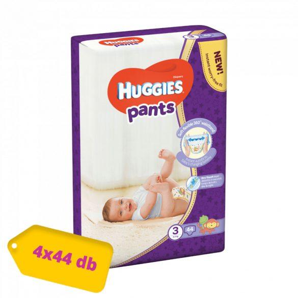 Huggies Pants bugyipelenka, Midi 3, 6-11 kg, HAVI PELENKACSOMAG 4x44 db
