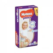 Huggies Pants bugyipelenka, Junior 5, 12-17 kg, 34 db