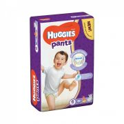 Huggies Pants bugyipelenka, XL 6, 15-25 kg, 30 db