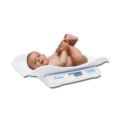 Momert 6475 digitális baba- és gyermekmérleg