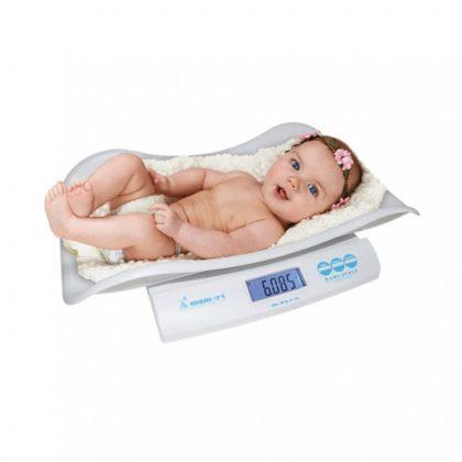 Momert 6477 digitális baba- és gyermekmérleg