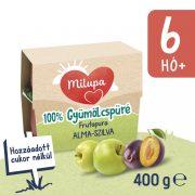 Milupa Frutapura alma-szilva gyümölcspüré 6 hó+ (4x100 g)