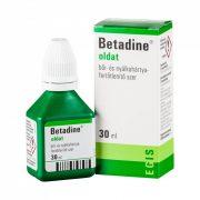Betadine oldat (30 ml)