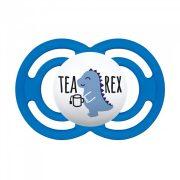 MAM Perfect szilikon cumi 16 hó+ (kék dínó Tea Rex)