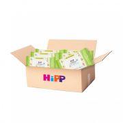 Hipp Babysanft nedves WC-papír gyerekeknek 6x50 db