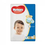 Huggies Ultra Comfort pelenka, Junior 5, 12-22 kg, 42 db