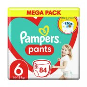 Pampers Pants bugyipelenka, XL 6, 15 kg+, 84 db