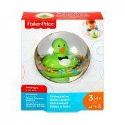 Fisher-Price: Úszó kiskacsa - zöld