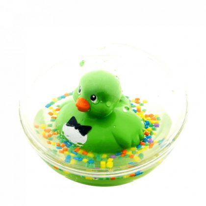 MEGSZŰNT - Fisher-Price: Úszó kiskacsa - zöld