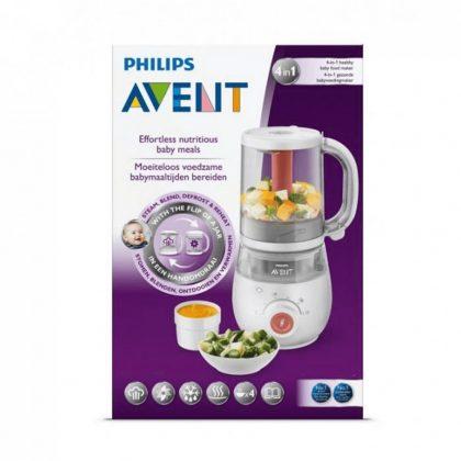 KIFUTOTT - Philips Avent SCF881/01 4 az 1-ben egészséges bébiétel-készítő