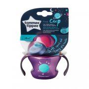 Tommee Tippee EXPLORA first cup itatópohár 150 ml 4 hó+ (lila)
